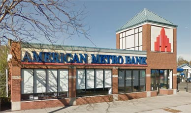 American Metro Bank main office